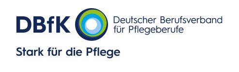 Logo of Kurse und Projekte des DBfK und der Bayerischen Pflegeakademie